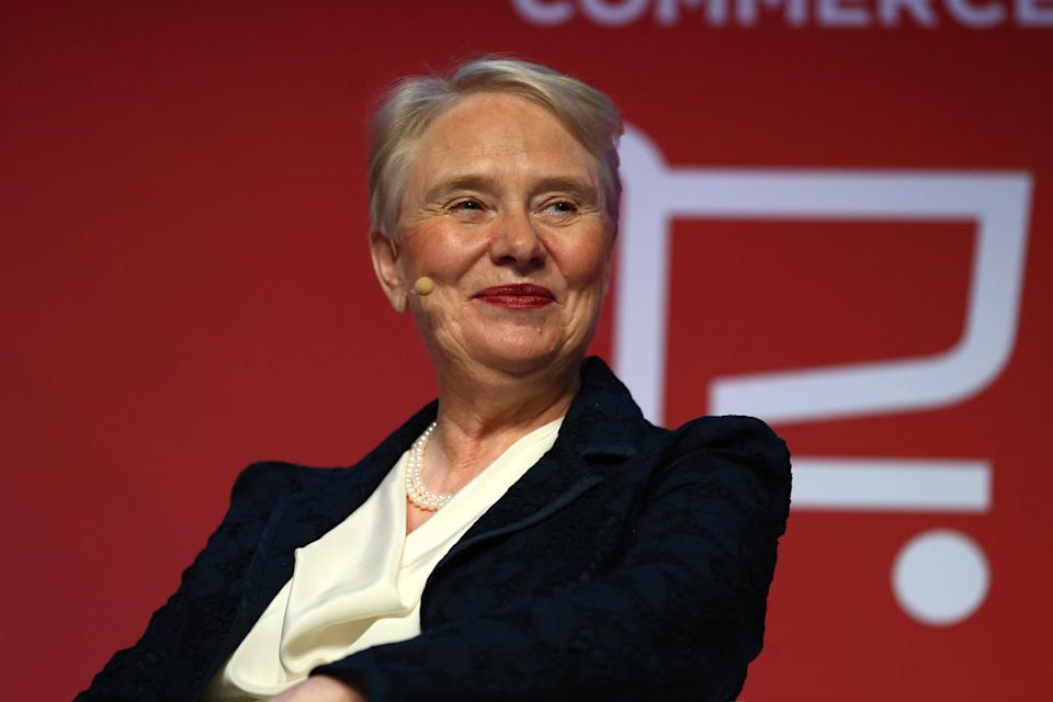 Mastercard Vice Chairman Ann Cairns. Photo: Getty Images