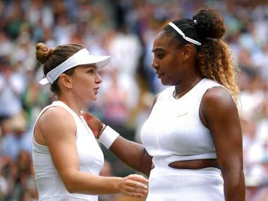 Wimbledon 2019: 'It was the best match of my life', says Simona Halep after dominant victory over Serena Williams
