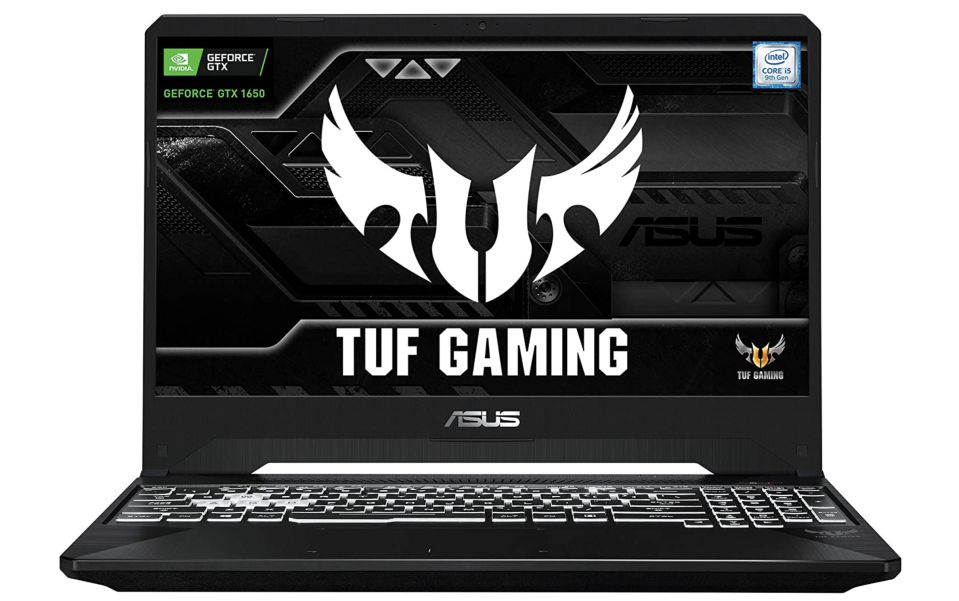 "Asus Laptop Gamer TUF 15.6"". Foto: amazon.com.mx."
