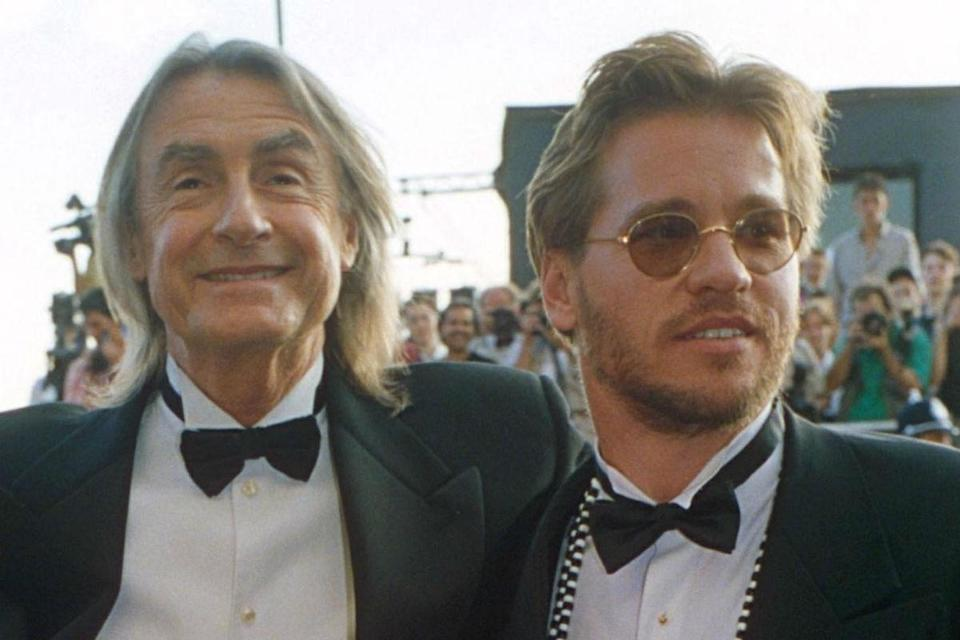 """<p>Apart from being god-awful, 'Batman Forever' also marked a breakdown in communications between Joel Schumacher, Val Kilmer and Tommy Lee Jones, Kilmer over his poor treatment of crew-members, and Lee Jones for acting up because he was reportedly 'threatened' by the on-set presence of Jim Carrey. """"I'm tired of defending overpaid, overprivileged actors,"""" he said. """"I pray I don't work with [Kilmer and Jones] again.""""</p>"""