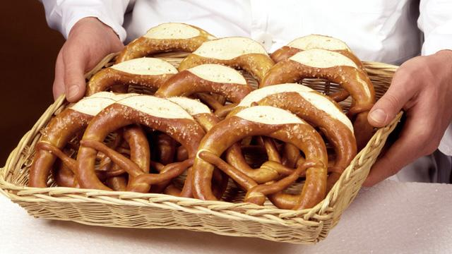 Free Pretzels for National Pretzel Day