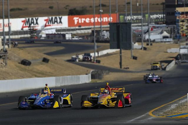 Rossi: Andretti will make a bigger step in '19