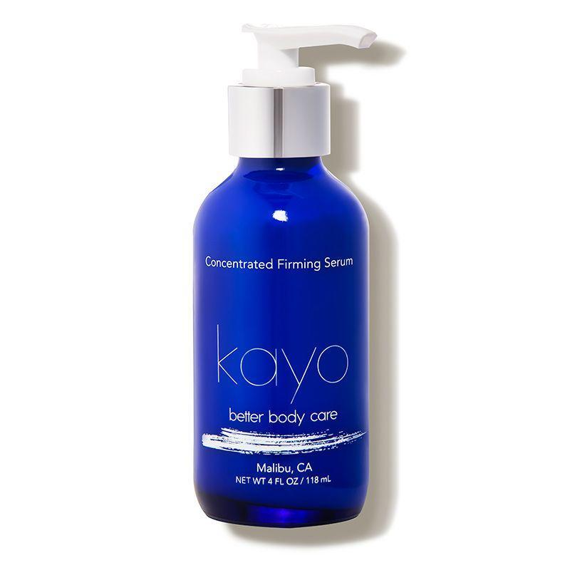 """<p><strong>Kayo</strong></p><p>dermstore.com</p><p><a href=""""https://go.redirectingat.com?id=74968X1596630&url=https%3A%2F%2Fwww.dermstore.com%2Fproduct_Concentrated%2BFirming%2BSerum_74770.htm&sref=https%3A%2F%2Fwww.bestproducts.com%2Fbeauty%2Fg34775518%2Fdermstore-black-friday-sale-2020%2F"""" rel=""""nofollow noopener"""" target=""""_blank"""" data-ylk=""""slk:Shop Now"""" class=""""link rapid-noclick-resp"""">Shop Now</a></p><p><strong><del>$46</del> $37 (20% off)</strong></p><p>Designed to be a spot treatment, this fragrance-free and fast absorbing body serum gets to work in nourishing, toning, and hydrating areas such as thighs, buttock, arms, or under the neck.</p>"""
