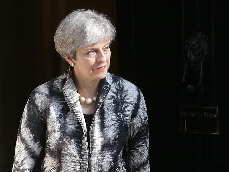 The PM's opponents and critics will be diminished if she gains her own mandate: Getty