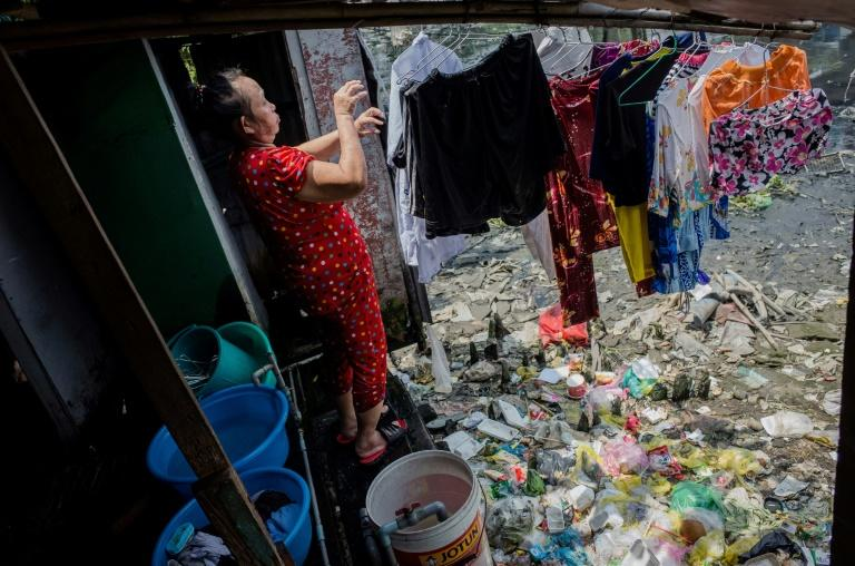 Ho Chi Minh City's waterways are often dubbed 'black canals' because they are so polluted