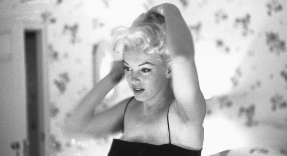 Marilyn Monroe was said to be a fan of Chanel No. 5 (Getty)