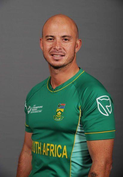 ICC Champions Photocall - South Africa