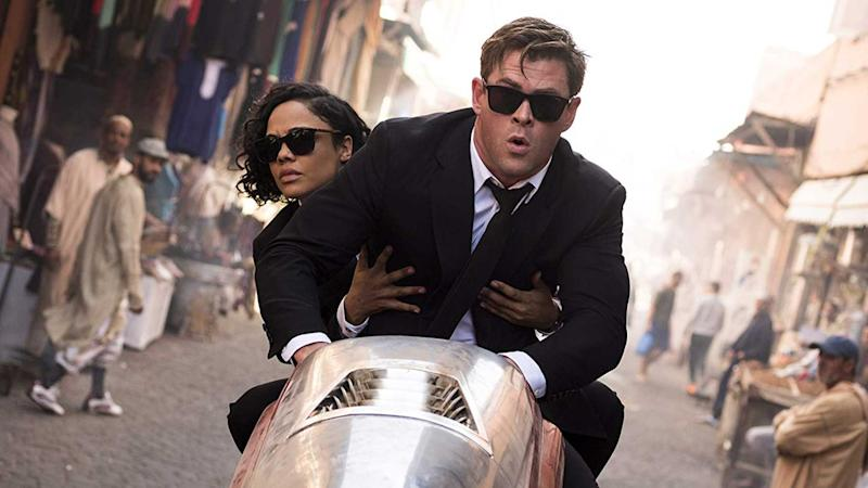 Men In Black: International (Credit: Sony)