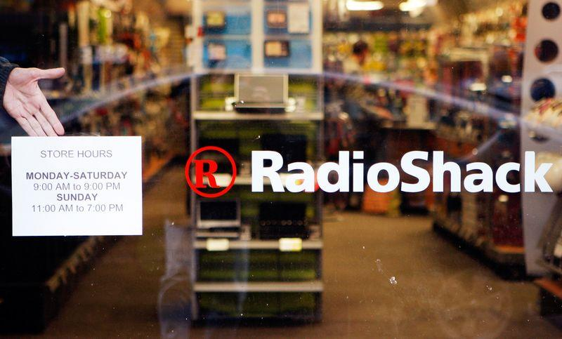 A Radio Shack store is seen in Cambridge in this file photo