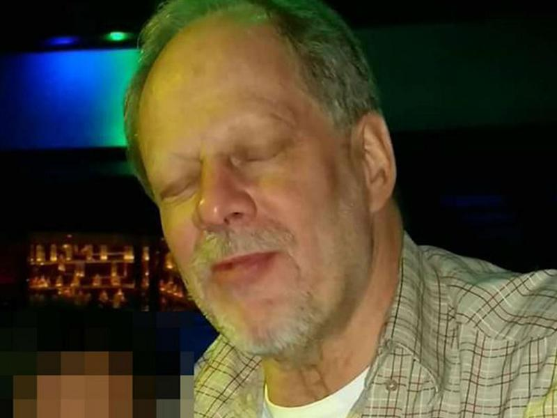 Las Vegas shooting investigators find gunman Stephen Paddock's disturbing internet history