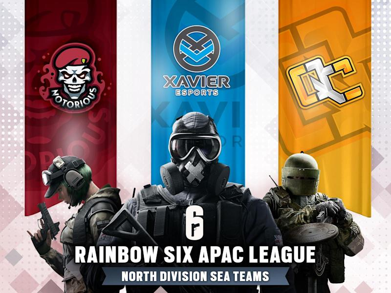 Rainbow Six Asia Pacific League North Division