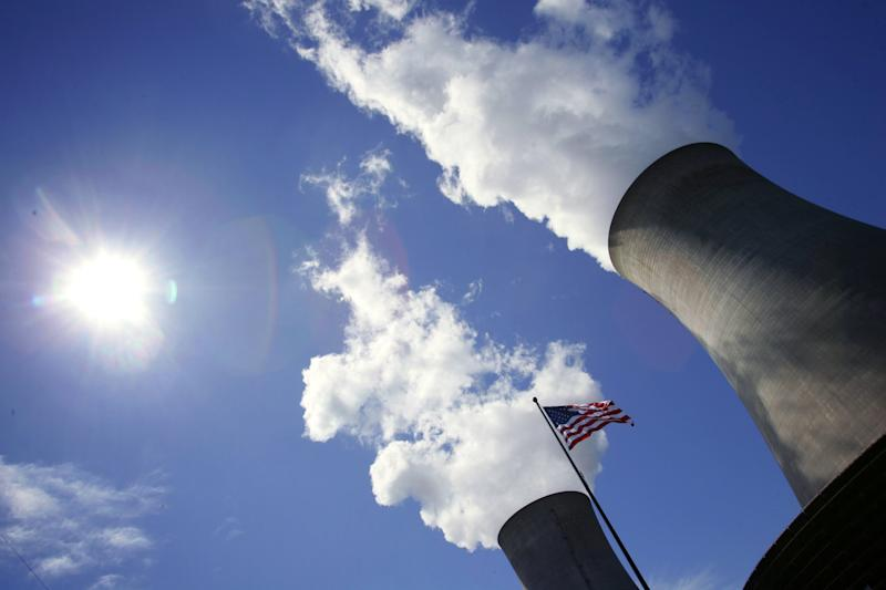 nuclear power plant america us