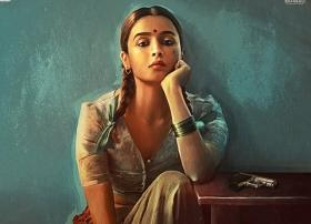 Alia Bhatt's first look in Bhansali's 'Gangubai Kathiawadi' is breaking the internet