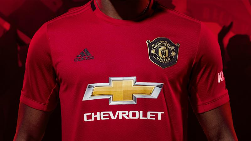 Manchester United launch new 2019/20 home kit inspired by 1999 treble