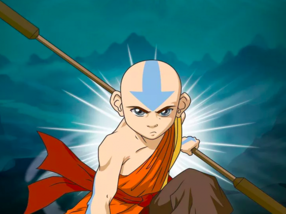 'Avatar: The Last Airbender' is one of Netflix's most-watched licenced TV shows in the US (Nickelodeon)