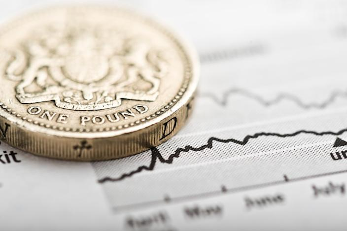 The data indicates that businesses gradually reopening will help boost the UK economy. Photo: Getty