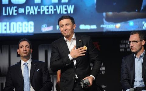 <span>Gennady Golovkin has dismissed the Mayweather vs McGregor fight as a 'circus'</span> <span>Credit: Getty Images  </span>