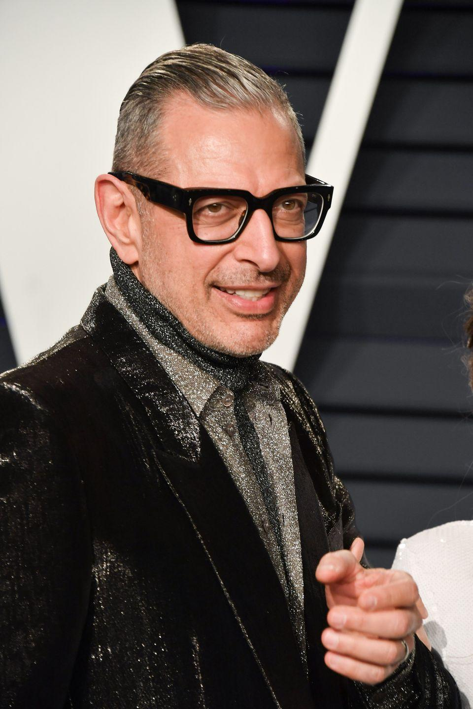 <p>Whether on an island of dinosaurs, an isle of dogs, or a planet of trash, Goldblum keeps killin' it.</p>
