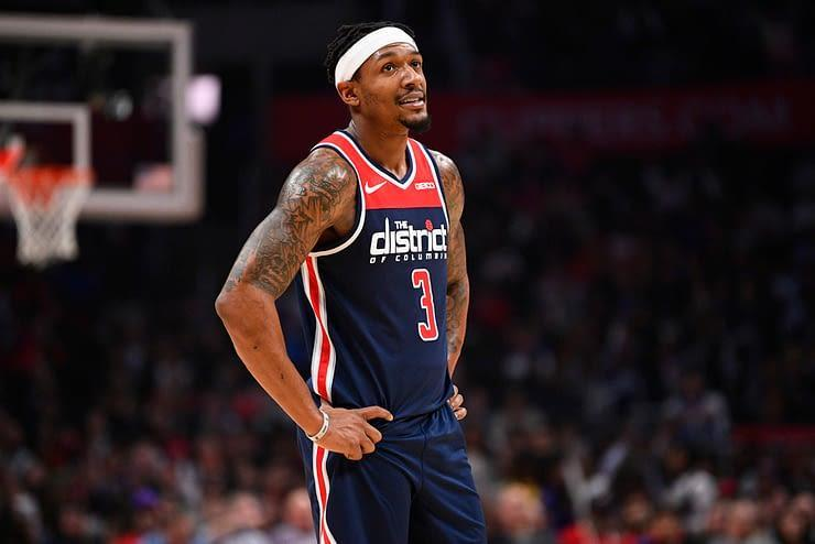 EMac gives his favorite NBA DFS picks for Yahoo + DraftKings + FanDuel daily fantasy basketball lineups including Bradley Beal for Monday 2/15