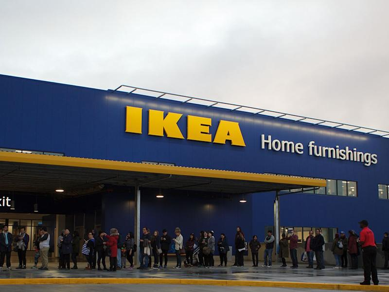 ikea is having a black friday sale two weeks early. Black Bedroom Furniture Sets. Home Design Ideas