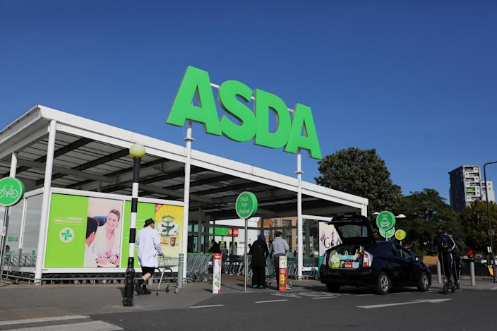 Asda has become the first UK supermarket to create a vegan aisle. (Getty Images)
