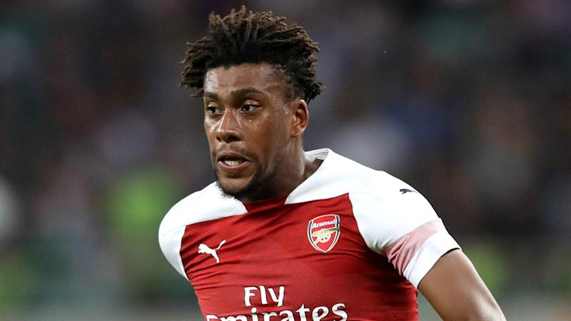 Iwobi set for £40m Everton switch as Arsenal race against the clock for Luiz
