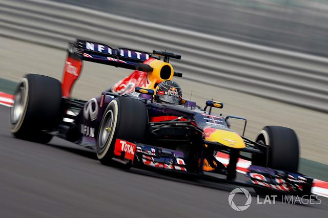 "2013: Red-Bull-Renault RB9 <span class=""copyright"">Sutton Motorsport Images</span>"