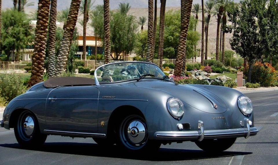 <p>You're absolutely not going to get anything resembling a drivable Porsche 356 for less than $40,000. What you can do, however, is get a very nice replica. And while we're always a bit weary of recreations of classic vehicles, it's important to remember that some of these vehicles are a whole heck of a lot better than others.</p> <p>In the case of this particular Porsche 356 Speedster replica — and in fact there are several reputable shops building classic replicas of these Porsche models, which did indeed use a lot of similar mechanical bits and pieces from air-cooled Volkswagens — I happen to think that the car's owner will absolutely love the vintage driving experience.</p> <p>The chassis for the majority of these Speedsters are cut down and modified VW Beetle units, with modifications that leave them not altogether different from the real thing. The air-cooled engine out back is similarly sourced from an old Bug, and again tuned to deliver the appropriate experience. Plus, it's drop-dead gorgeous. <strong>— Consumer Editor Jeremy Korzeniewski</strong></p>
