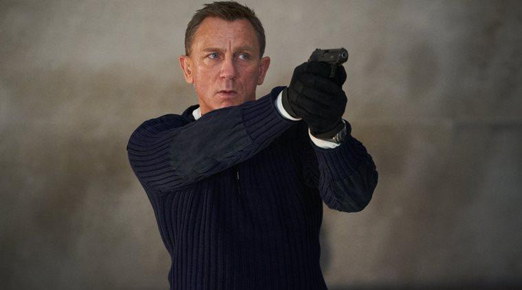 No Time to Die starring Daniel Craig