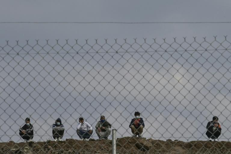 The European Union has allocated 276 million euros ($325 million) for the construction of new camps on Lesbos and four other Aegean islands