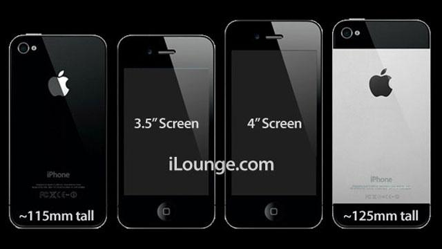 iPhone 5 Report Suggests a Larger Display and New Dock Connector