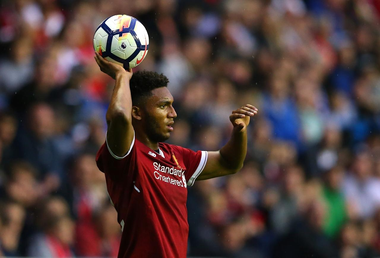 Joe Gomez determined to fight for place at Liverpool despite Brighton and Hove Albion loan interest