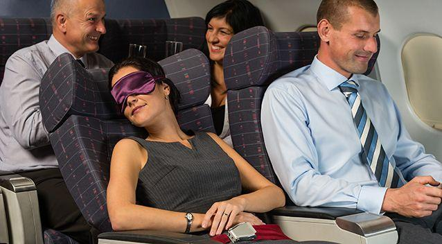 The best part to sit on a plane is the front area. Source: AAP / Stock image