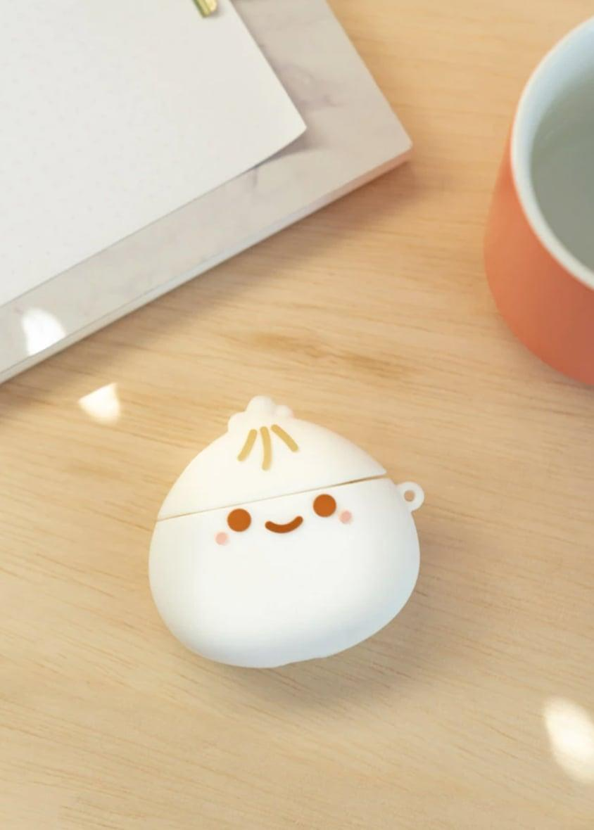 <p>They'll never loose their earbuds again with this <span>Smoko Lil B Dumpling AirPod Case</span> ($18).</p>
