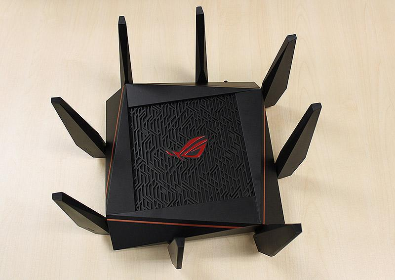 Asus Rog Rapture Gt Ac5300 The Gamers Router