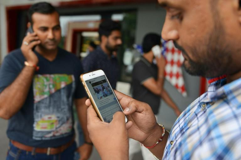 Exposing fake news before it spreads is a herculean task in India, where an estimated quarter of a billion people use social media