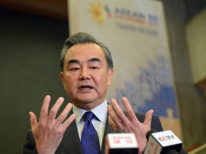 Chinese foreign minister Wang Yi said that China would support the United Nations taking further measures against North Korea following its recent nuclear test