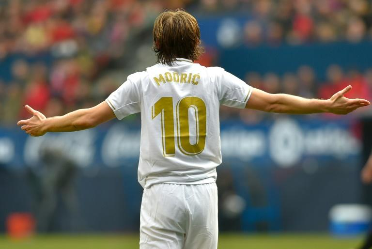 Modric: Messi leaving would be a huge blow to La Liga's prestige