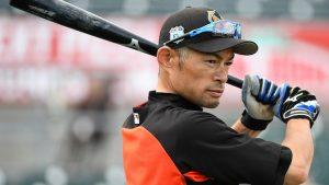 Giancarlo Stanton is a 6-foot-6, 249-pound muscle monster in the prime of his career.  Ichiro Suzuki is a wiry 43-year-old who weighs 173 pounds.  ...