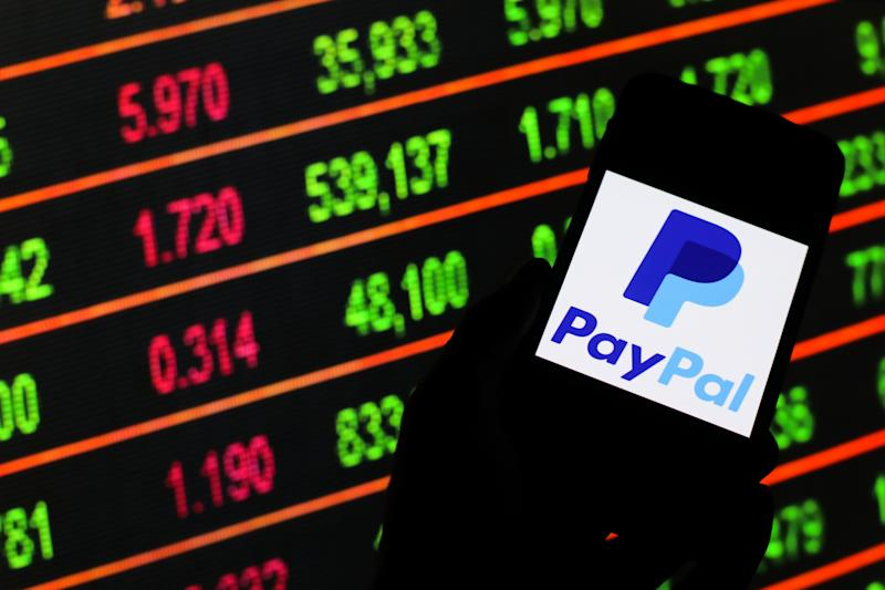 PayPal cites 'death of cash' as firm posts record earnings