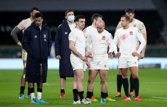 England fell to one of the worst defeats of Eddie Jones' stewardship