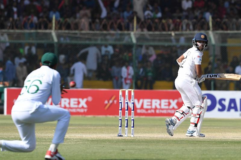 Sri Lanka and Bangladesh have both played matches in Pakistan over recent months (AFP via Getty Images)