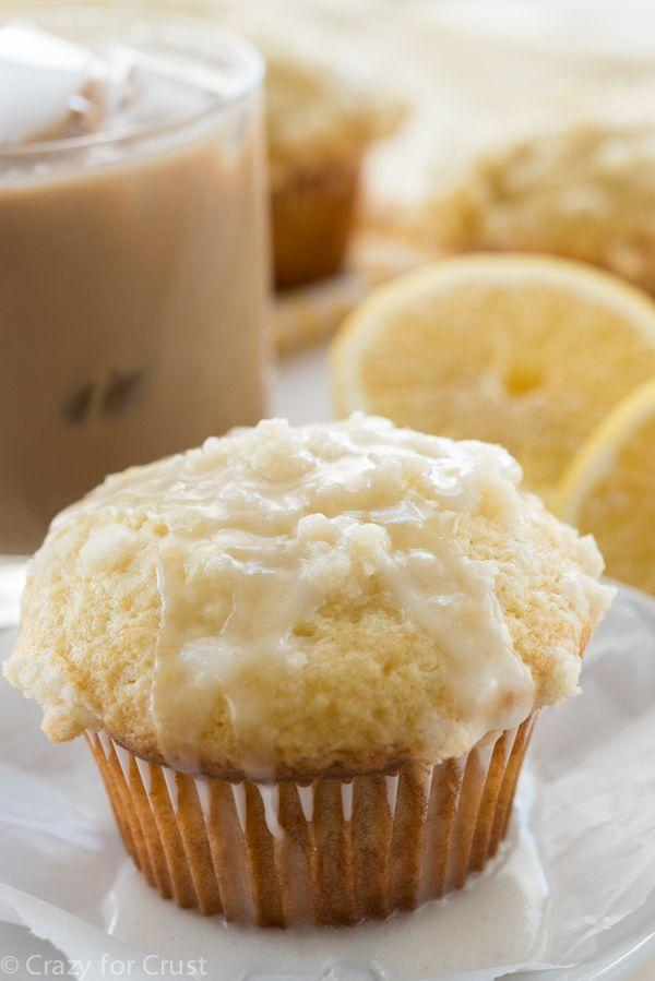 "<p>If you like your muffins extra light and fluffy, this ones for you.</p><p>Get the recipe from <a href=""http://www.crazyforcrust.com/2015/05/lemon-crumb-muffins/"" rel=""nofollow noopener"" target=""_blank"" data-ylk=""slk:Crazy for Crust"" class=""link rapid-noclick-resp"">Crazy for Crust</a>.</p>"