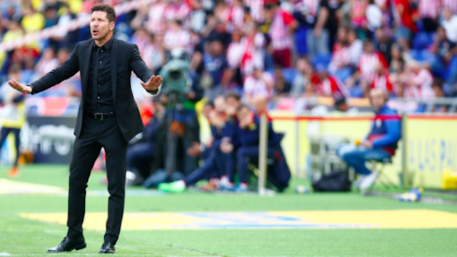 After their resounding 5-0 LaLiga victory over Las Palmas, Diego Simeone insists he will never tire of praising Atletico Madrid's players.