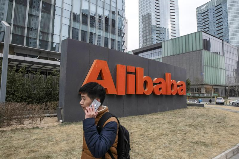 Alibaba Beats Estimates After Day of Disaster for China Earnings