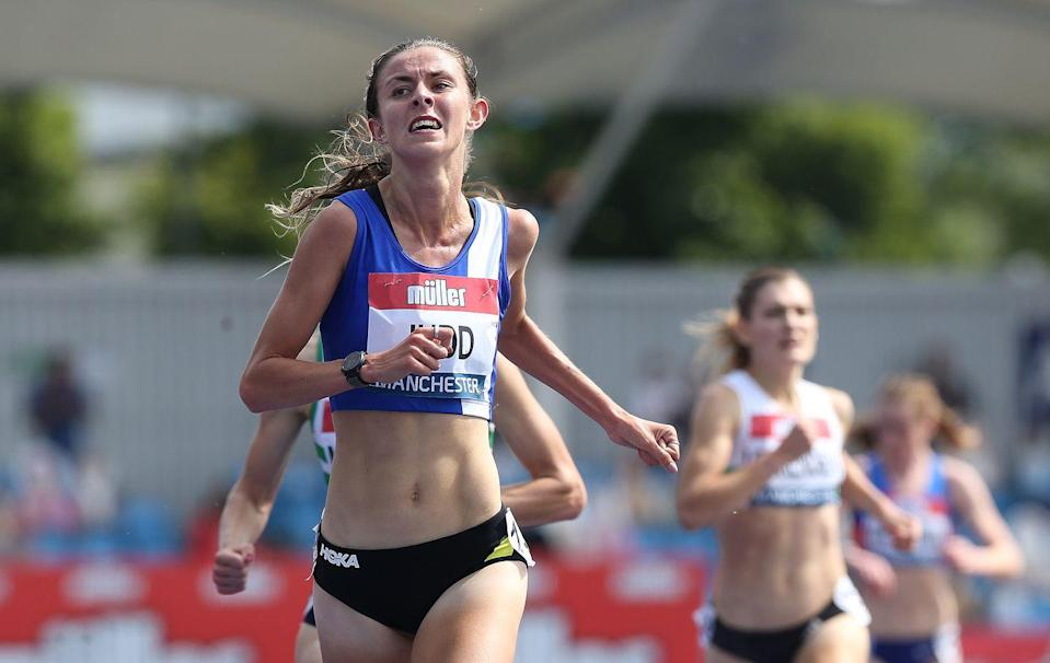 Photo credit: Barrington Coombs - British Athletics - Getty Images