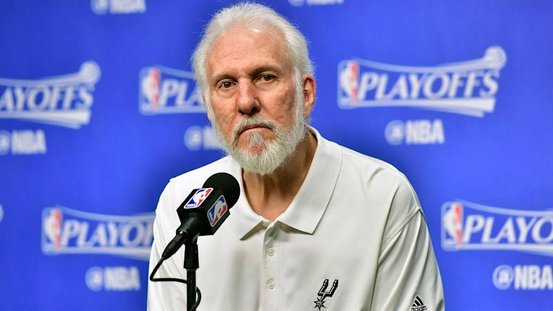Gregg Popovich 'embarrassed as a white person' to watch 'lynching' of George Floyd
