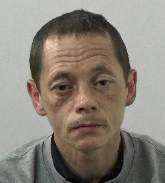Malcolm Pyke, 43, is pictured.