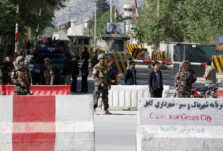 Afghan Authorities Condemns Murder of Nine Journalists in Double Attack