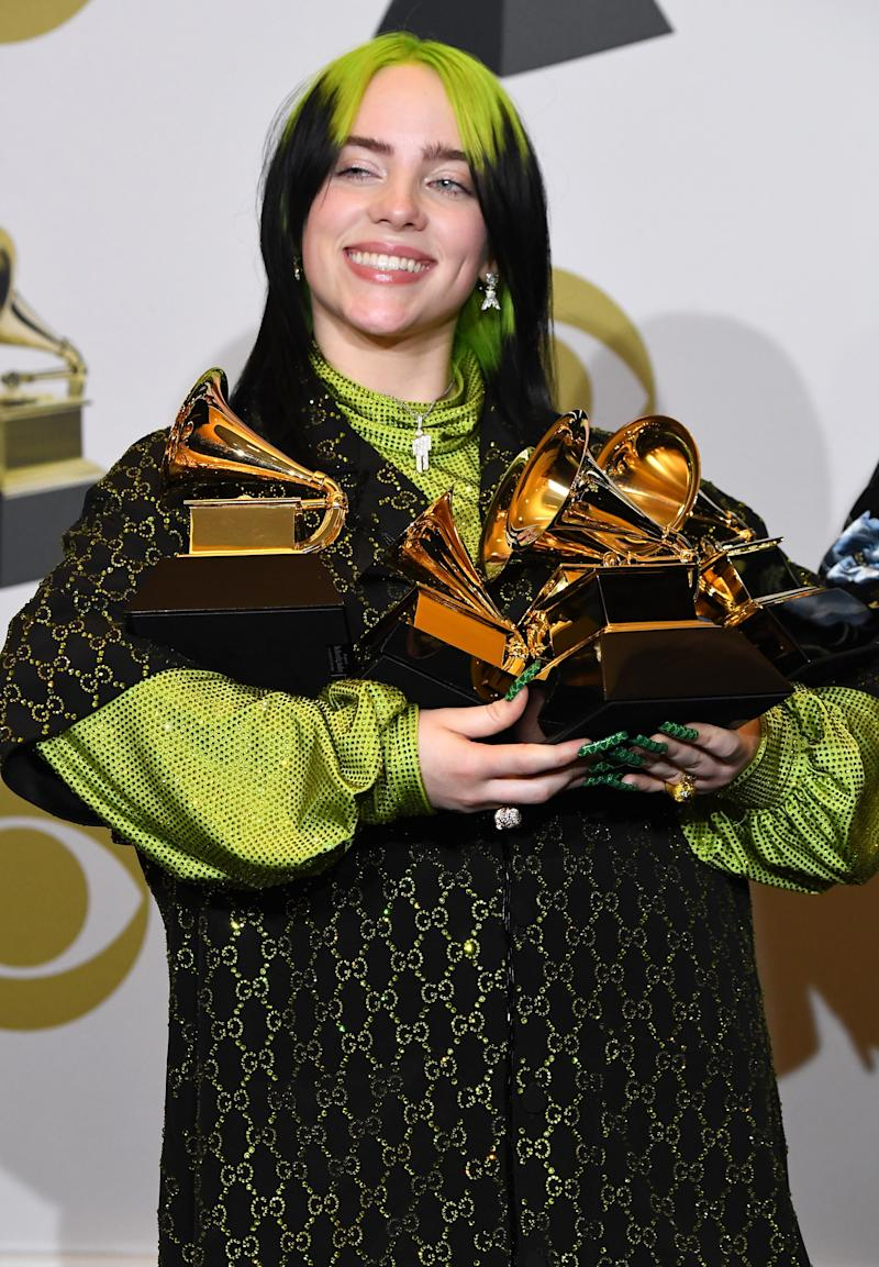 Billie Eilish Said Some Fans Would've Hated Her in Middle School
